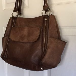 PIAZZA fine quality leather bag